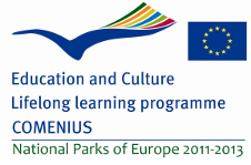 National Parks - Comenius project